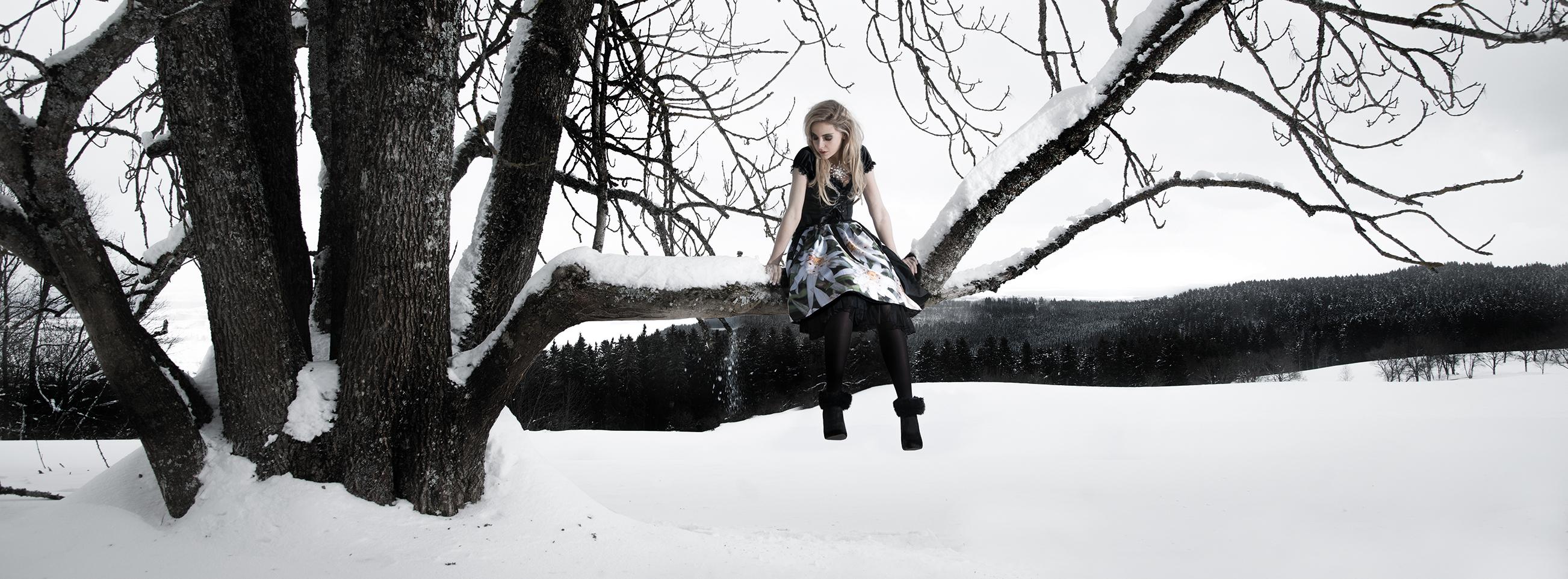 Winter-Ohne Beschriftung